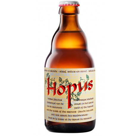 Cerveja Belga Hopus 330ml