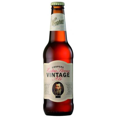 Cerveja Australiana Coopers Vintage Ale 375ml
