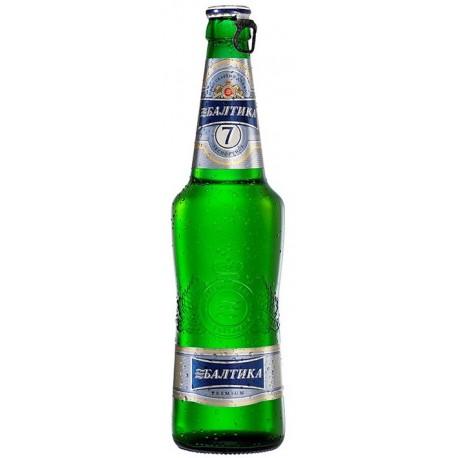 Cerveja Russa Baltika 7 Export 500ml