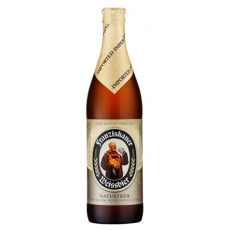 Cerveja Alemã Franziskaner Weissbier 500ml