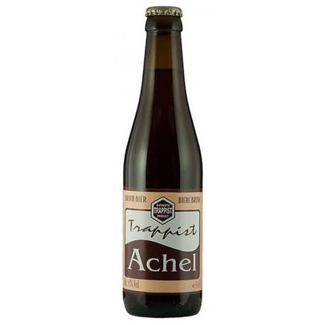 Cerveja Belga Trappist Achel Brune 330ml