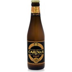 Cerveja Belga Gouden Carolus Tripel 330ml
