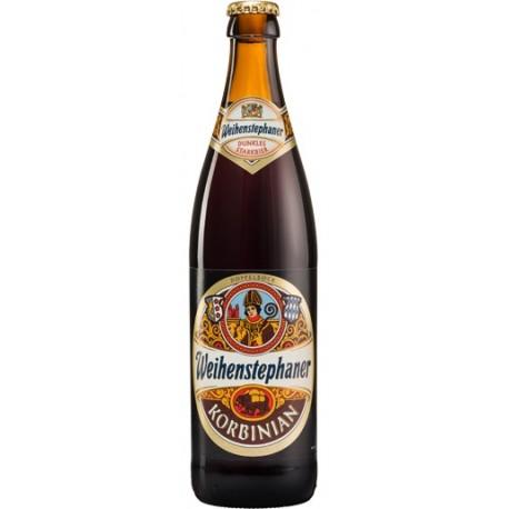 Cerveja Alemã Weihenstephaner Korbinian 500ml