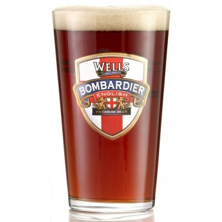 Copo Pint Bombardier 568ml