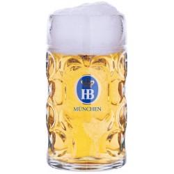 Caneca HB Hofbräu 1 Litro