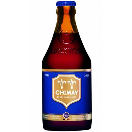 Cerveja Belga Chimay Blue 330ml