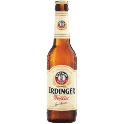 Cerveja Alemã Erdinger Weissbier 330ml