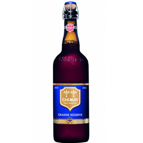 Cerveja Belga Chimay Blue Grand Reserve 750ml