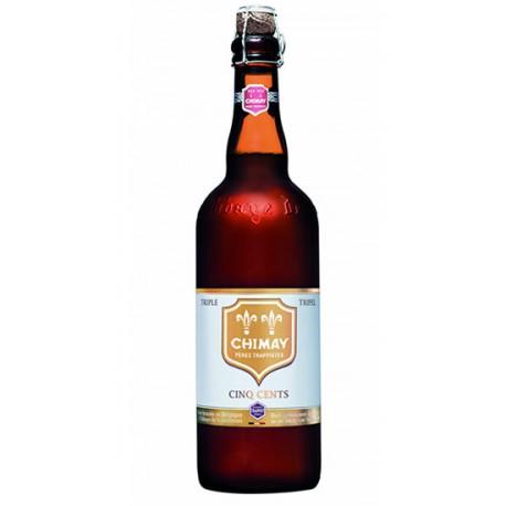 Cerveja Belga Chimay Cinq Cents 750ml