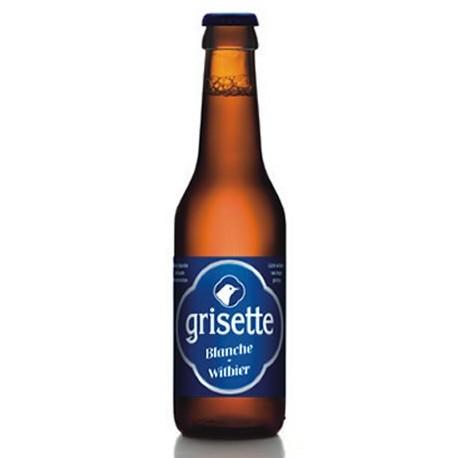Cerveja Belga Grisette Blanche 250ml