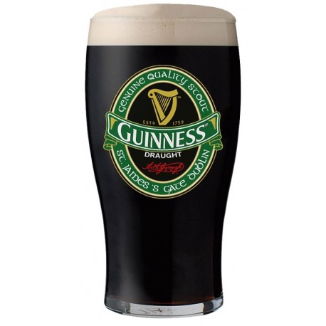 Copo Pint Guinness 568ml