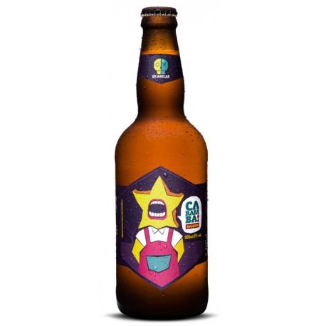 Cerveja 2Cabeças Caramba! 500ml