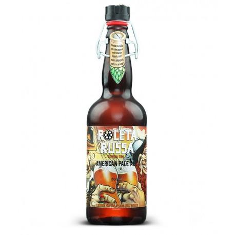 Cerveja Roleta Russa American Pale Ale 500ml