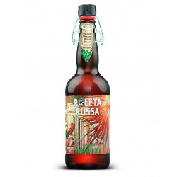 Cerveja Roleta Russa India Red Ale 500ml