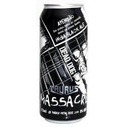 Cerveja Dead Dog Massacre 473ml