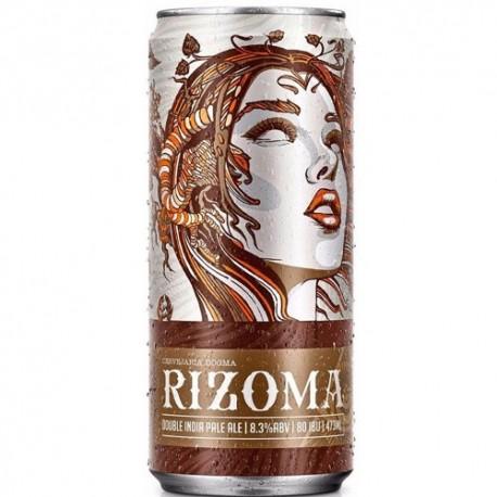 Cerveja Dogma Rizoma Double Dry Hopped 473ml