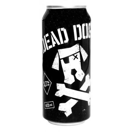 Cerveja Dead Dog American IPA 473ml