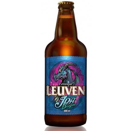 Cerveja Leuven Belgian IPA Dragon 600ml