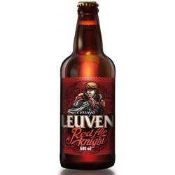 Cerveja Leuven Red Ale Knight 600ml