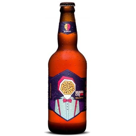 Cerveja 2Cabeças MaracujIPA 500ml