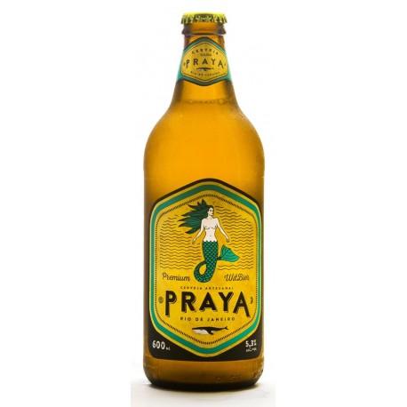 Cerveja Praya Witbier 600ml