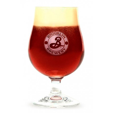 Taça Brooklyn Brewery