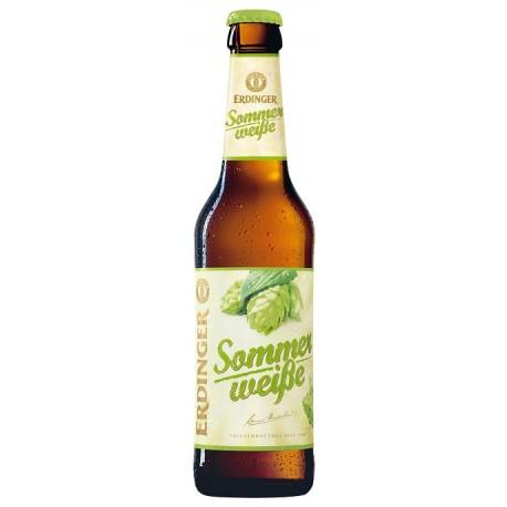 Cerveja Alemã Erdinger Sommerweisse 330ml