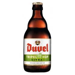 Cerveja Belga Duvel Tripel Hop Citra 330ml