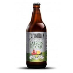 Cerveja Tupiniquim Saison de Caju 600ml