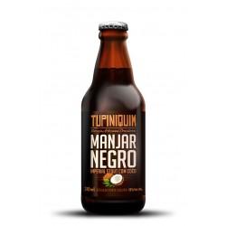Cerveja Tupiniquim Manjar Negro 310ml