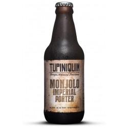 Cerveja Tupiniquim Monjolo Imperial Porter 310ml