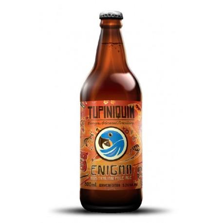 Cerveja Tupiniquim Enigma 600ml