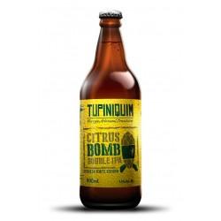 Cerveja Tupiniquim Citrus Bomb 600ml
