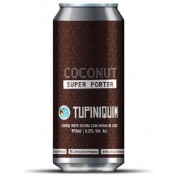 Cerveja Tupiniquim Coconut Lata 473ml