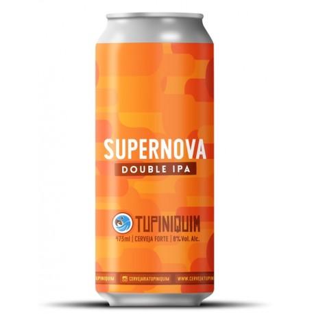 Cerveja Tupiniquim Supernova Lata 473ml