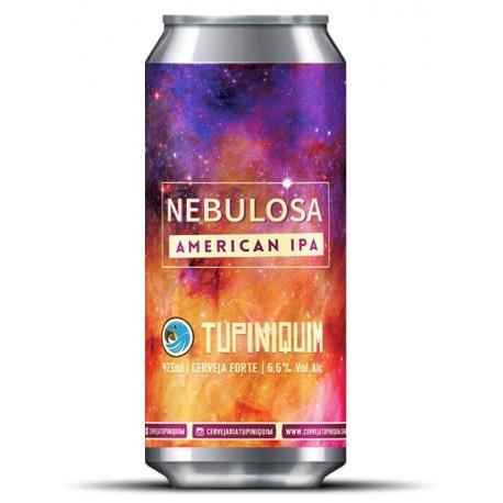 Cerveja Tupiniquim Nebulosa Lata 473ml