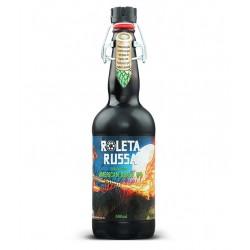 Cerveja Roleta Russa Black IPA 500ml