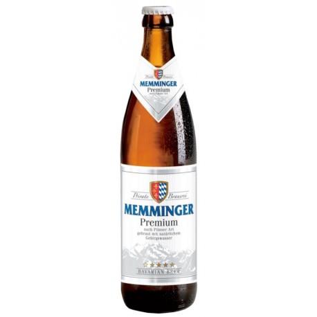 Cerveja Alemã Memminger Premium 500ml