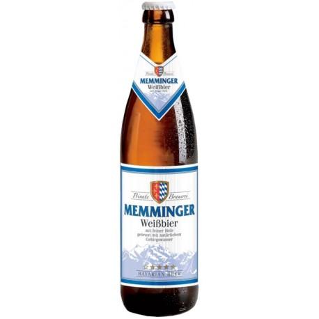 Cerveja Alemã Memminger Weissbier 500ml
