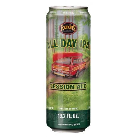Cerveja Americana Founders All Day IPA Lata 568ml