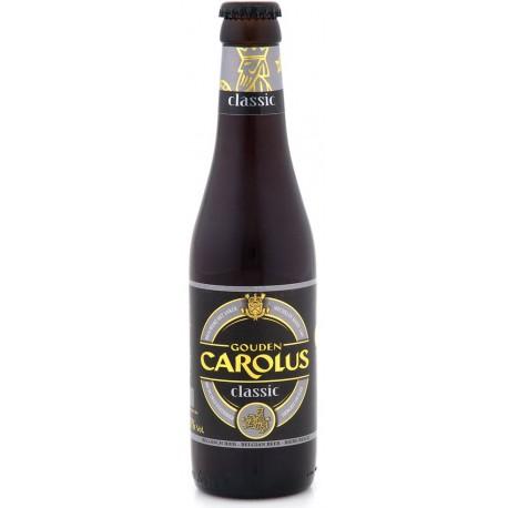Cerveja Belga Gouden Carolus Classic 330ml