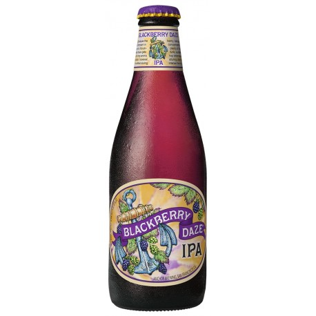 Cerveja Americana Anchor Blackberry Daze IPA 355ml