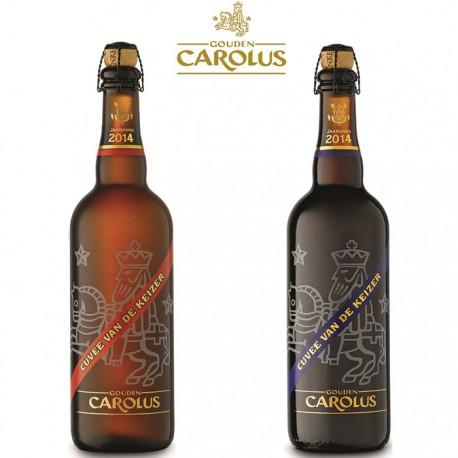 Kit Degustação Gouden Carolus Cuvée Van de Keizer