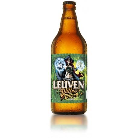 Cerveja Leuven Witbier 600ml