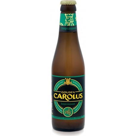 Cerveja Belga Gouden Carolus Hopsinjoor 330ml