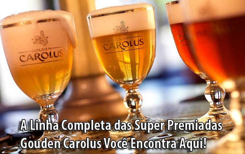 Cervejas Gouden Carolus