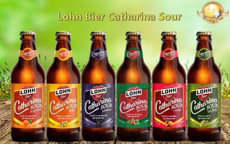 Cervejas Lohn Bier Catharina Sour