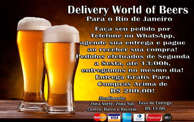 Delivery World of Beers