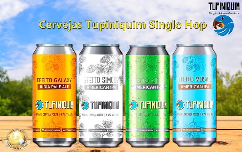 Cervejas Tupiniquim Single Hop