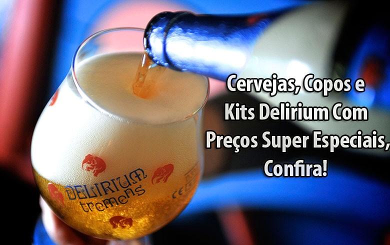Cervejas Delirium